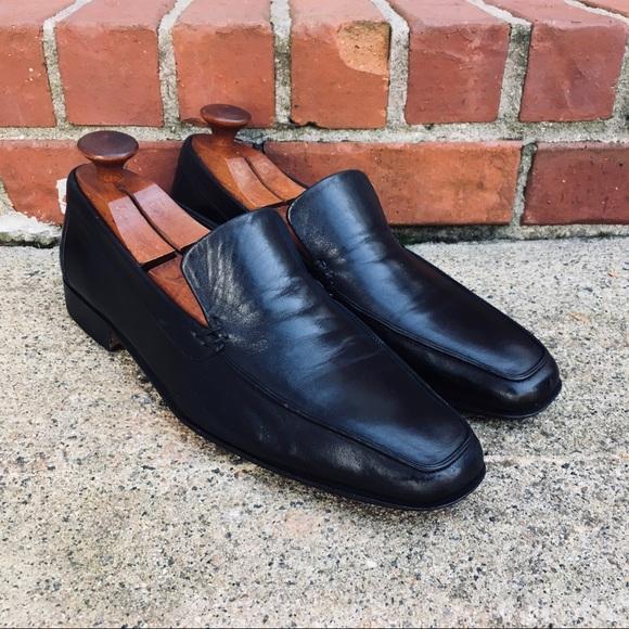 Salvatore Ferragamo Black Loafers : Made In Italy